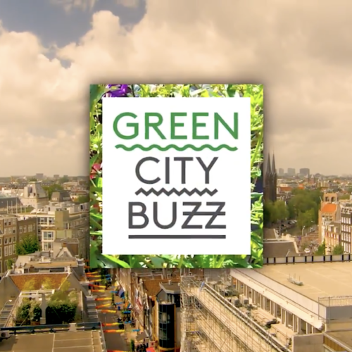Green City Buzz creërt een buzz in de binnenstad!