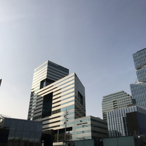Get Lost at the Zuidas