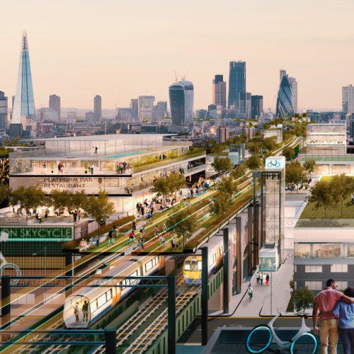 Hoe kan fietsarchitectuur de stad verbeteren?