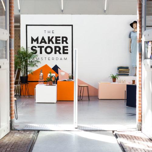 The Maker Store verkoopt wat er in de stad gemaakt wordt