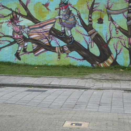Kunst op straat in Nieuw-West