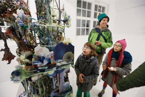 Kunstenaars Nieuw en Meer openen deuren