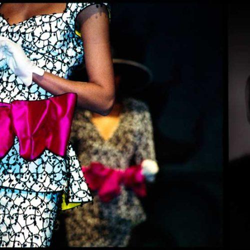 Modefotograaf van Frank Govers zelf in schijnwerpers