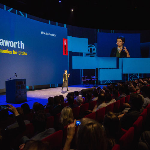 WeMakeThe.City 2019: Maakt de eerste keynote sprekers bekend