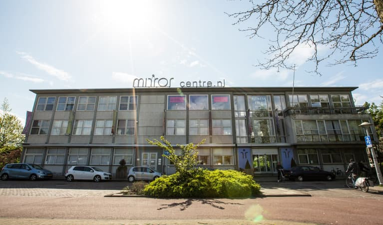 Mirror Centre Amsterdam.Mirror Centre Wemakethe City 2019