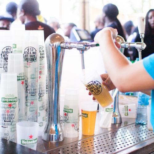 Plastic bekers: interview met Lizzy van de Venn Heineken Nederland